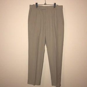 Kenneth Cole Reaction men's dress pants 32x30 EUC.